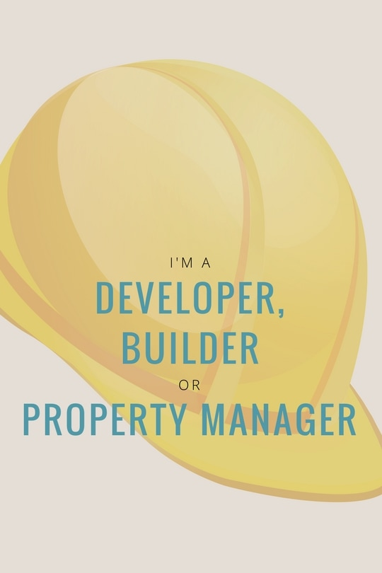 Click here if you're a builder or property manager