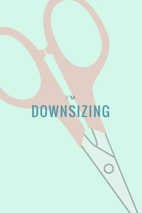 Click here if you're downsizing